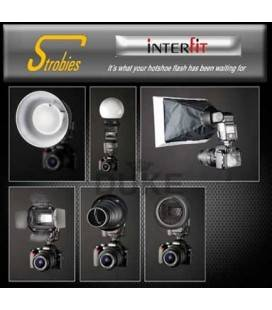 INTERFIT KIT FOTOGRAFIA STROBIES STR100
