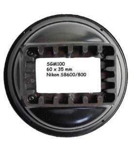 INTERFIT STROBIES MOUNT SGM100 FOR NIKON SB600 / SB800