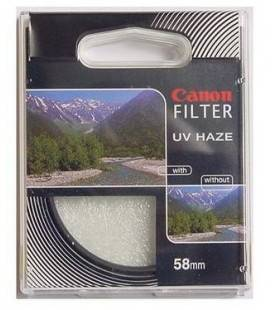 CANON FILTER UV 72MM