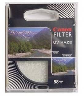 FILTRO A CANON UV 72MM