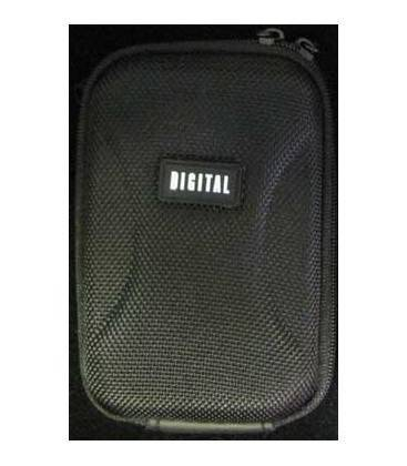 FUNDA RIGIDA CASE 2 NEGRO