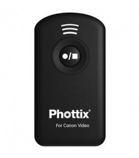 PHOTTIX MANDO A DISTANCIA VIDEO PARA CANON 500D - 550D - 60D - 7D  - 5D Mark II - 1D Mark IV