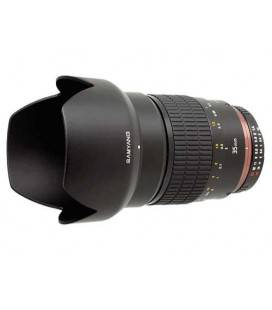 SAMYANG 35 mm f1.4 AS UMC BIG ANGULAR FOR CANON