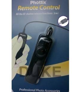 FOTTIX REMOTE CONTROL SMALL N8 PER NIKON F5/ F6/ F6/ F100/ F90X/D1/ D1H/ D1X/ D1X/ D2/ D2/ D2H/D2X/D2X/D2X/D200/ D300/ D700