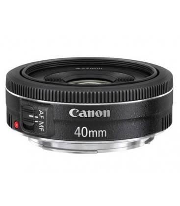 CANON EF 40mm f/2.8 STM + GRATIS 1 Jahr VIP Wartung SERPLUS CANON