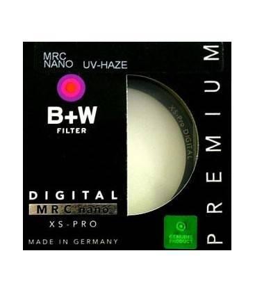 B+W FILTRO UV MRC NANO XS-PRO 58MM (1066120)