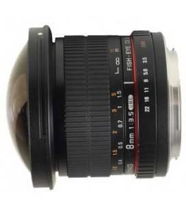 SAMYANG 8 mm f/3.5 ŒIL DE POISSON POUR CANON CSII