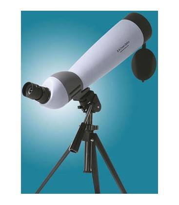 B&CROWN TELESCOPIO 80MMM - ZOOM da 20x a 60x HD - Resistente all'acqua