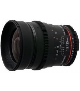 SAMYANG 35mm T1.5 V-DSLR per NIKON