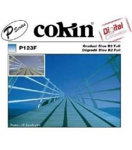COKIN FILTRO DEGRADADO AZUL SERIE P123F B2 OSCURO