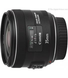CANON EF 35MM F2 IS USM  + GRATIS 1 YEAR MAINTENANCE VIP SERPLUS CANON