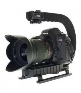 GLOXY GRIP ESTABILIZADOR PROFESSIONAL MOVIE MAKER PARA CANON Y NIKON (NEGRO)