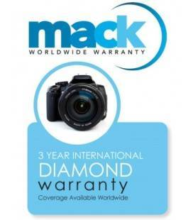 3-YEAR WARRANTY /ACCIDENT INSURANCE FOR PURCHASES UP TO 2500 EUROS - MACK DIAMOND 1816