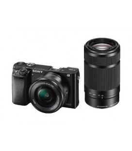 SONY A6000 KIT AVEC 16-50mm + 55-210mm