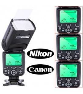 FLASH PROFESSIONALE FLASH TRIOPO CTR-988 PER CANON