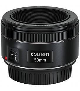 CANON EF 50MM F/1.8 STM + KOSTENLOSE 1 JAHR WARTUNG VIP SERPLUS CANON