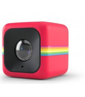 POLAROID CUBE FULL HD ROJA