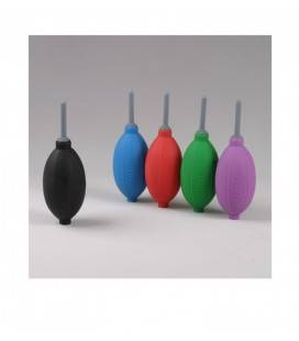 MATIN PEAR LARGE AIR (SILICONE NERO) M6226-1