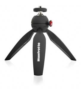 MANFROTTO PIXI MINI TRIPODE NEGRO