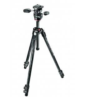 MANFROTTO 290 XTRA DE CARBONO CON ROTULA 804