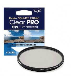 KENKO CLEAR PRO CPL+ UV 62MM