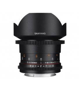 SAMYANG 14mm T3.1 V-DSLR II ED AS IF UMC SONY