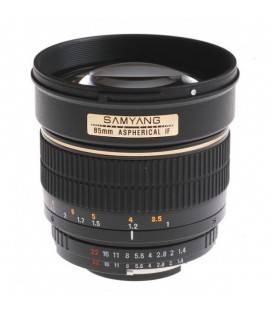 SAMYANG 85mm f1.4 IF CANON TELEPHOTO