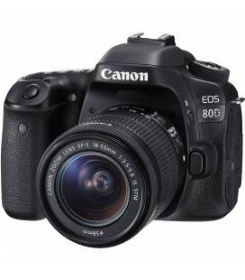 CANON EOS 80D + KIT 18-55MM IS STM + 1 AÑO MANTENIMIENTO VIP SERPLUS