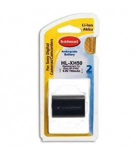 HAHNEL BATTERIE HL-XH50 (ERSETZT SONY NP-FH50)