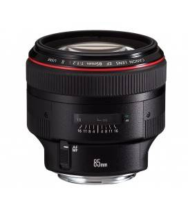 CANON EF 85mm f/1.2 L USM II + €250 REEMBOLSO + €125 PROMOCION KIT VIRTUAL