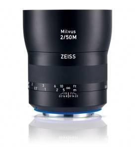 ZEISS MILVUS 50MM F/2 ZE CANON + 100€ CASHBACK DE ZEISS