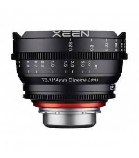 SAMYANG XEEN  14mm T3.1 FF CINEMA PL PER CANON