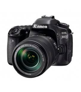 CANON EOS 80D + 18-135mm IS USM + BOLSA DSLR GRATIS