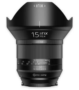 IRIX OBJETIVO GRAN ANGULAR  15mm f/2.4  BLACKSTONE  PARA NIKON