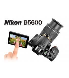 NIKON D5600 + AFP 18-55VR