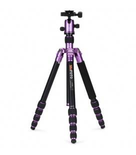MEFOTO TRIPOD KIT ROADTRIP CLASSIC KIT PURPURA (VIOLET)