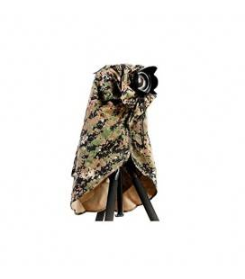 MATIN RAIN COVER CAMOUFLAGE  WATERPROOF FOR D-SLR(S)