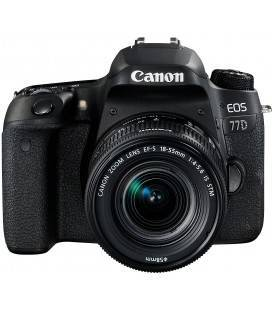 CANON EOS 77D + EFS 18-55 IS STM + REGALO KIT V-BLOGGING
