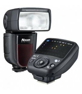 NISSIN FLASH KIT DI700A + MANDO AIR FUJI