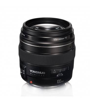 YONGNUO OBJECTIVE 100mm F2 FOR CANON