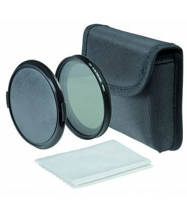 KAISER FILTRO ND 2x - 400x 67MM (INCLUYE ADAPTADOR 62MM)