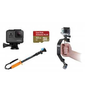 GOPRO HERO 5 BLACK + KIT DE INICIACION