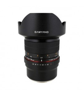 SAMYANG  14MM F/2.8 -22 ED AS IF UMC PARA MFT