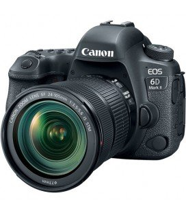 CANON OS 6D MARK II + 24-105/3.5-5.6 ISTM + GRATIS 1 AN MAINTENANCE VIP SERPLUS CANON