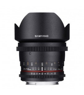 SAMYANG 10mm T3.1 ED AS NCS CS VDSLR- CANON
