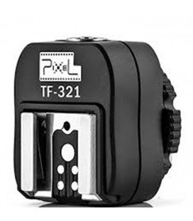 PIXEL FLASH SHOE TF-321 SYNCROPARA CANON