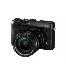 FUJIFILM X-E3 BODY + XF 18-55MM BLACK
