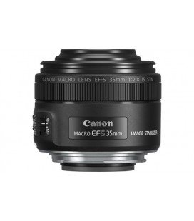 CANON EF-S 35MM F2.8 MACRO IS STM + GRATIS 1 AÑO MANTENIMIENTO VIP SERPLUS CANON