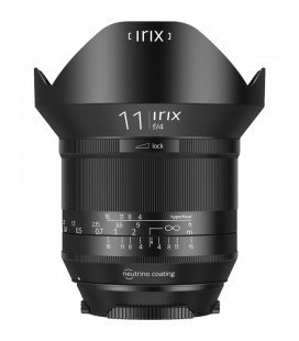 IRIX BLACKSTONE 11MM F/4 GRAND ANGLE POUR CANON