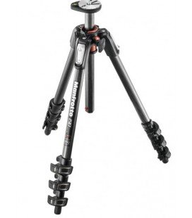 MANFROTTO MT190CXPRO4 TRIPODE DE CARBONO